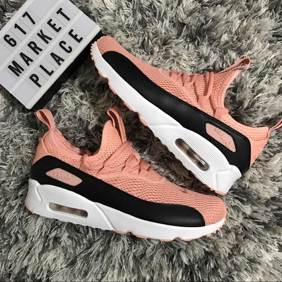b8d85a8169 Nike Shoes   New Air Max 90 Ez Gs Coral Stardust Womens   Poshmark